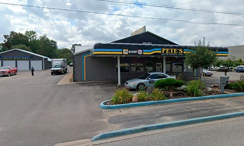 Pete's Auto Body - Collision Repair & Auto Body Services in Mt Pleasant, MI